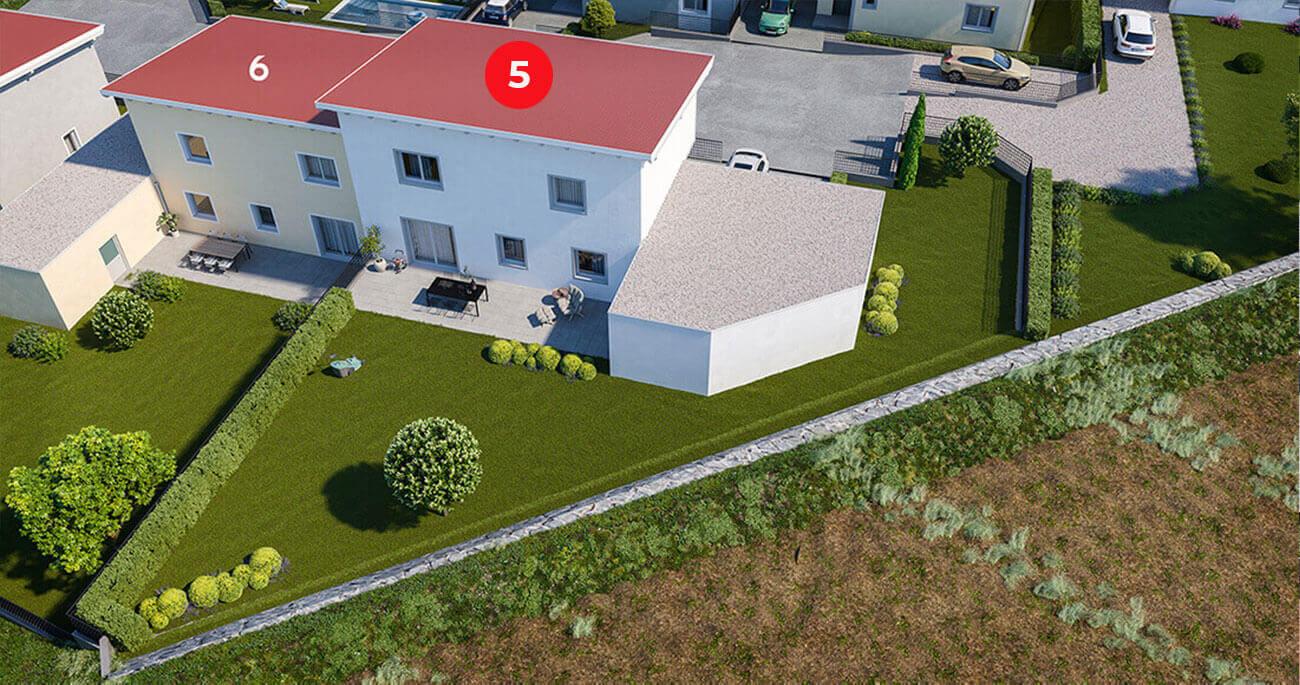 Einfamilienhaus Nr. 5 Am Steinried 3385 Gerersdorf