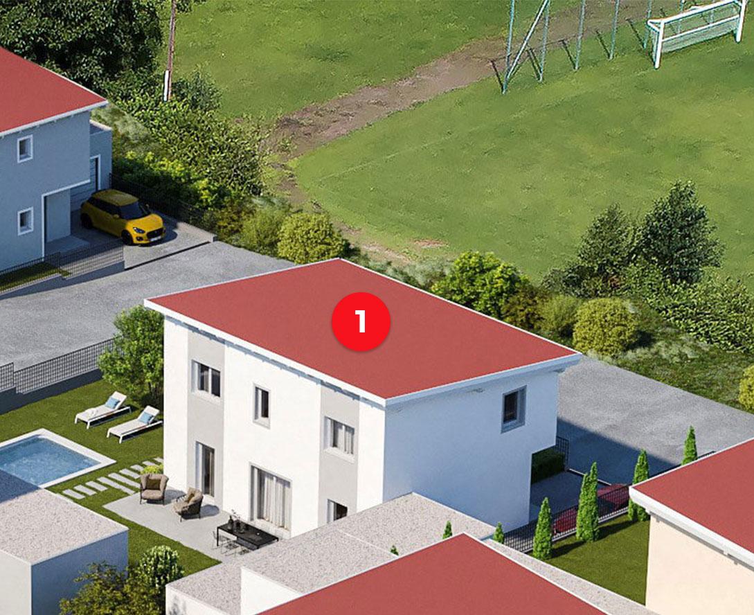 Einfamilienhaus Nr. 1 Am Steinried 3385 Gerersdorf