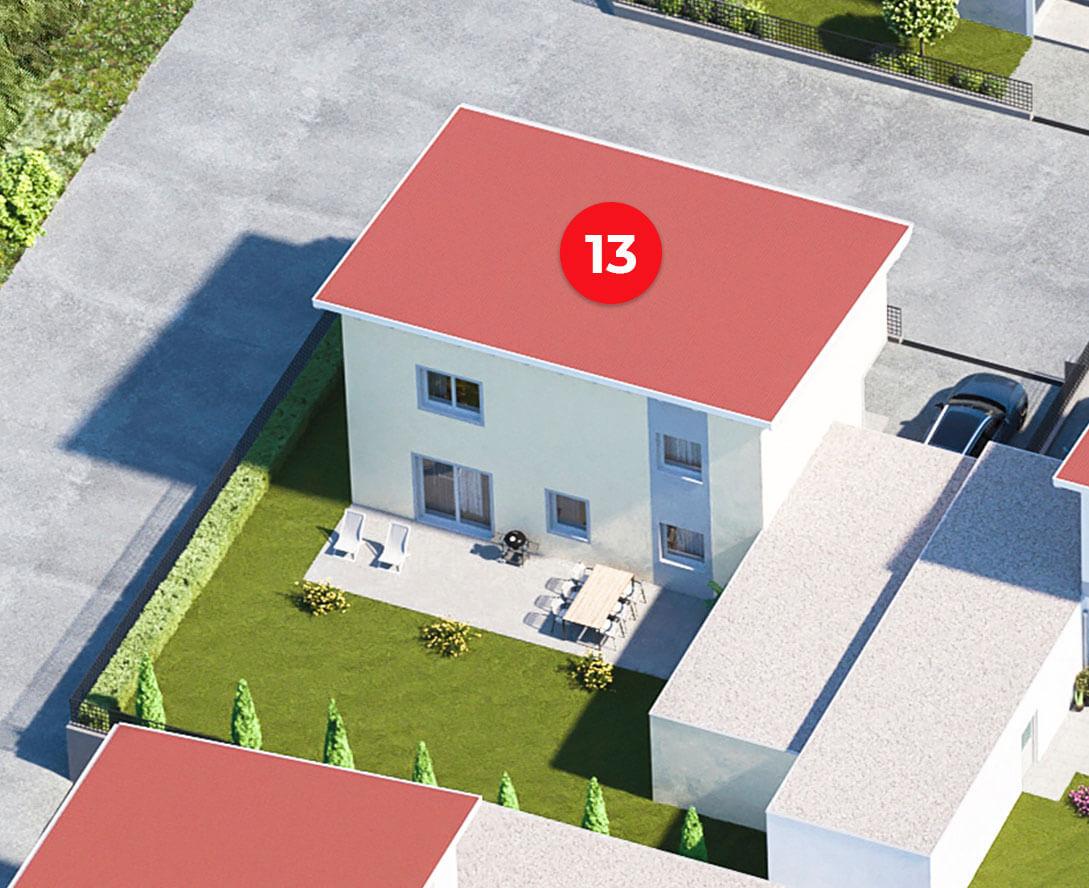Einfamilienhaus Nr. 11, 12 und 13 Am Steinried 3385 Gerersdorf