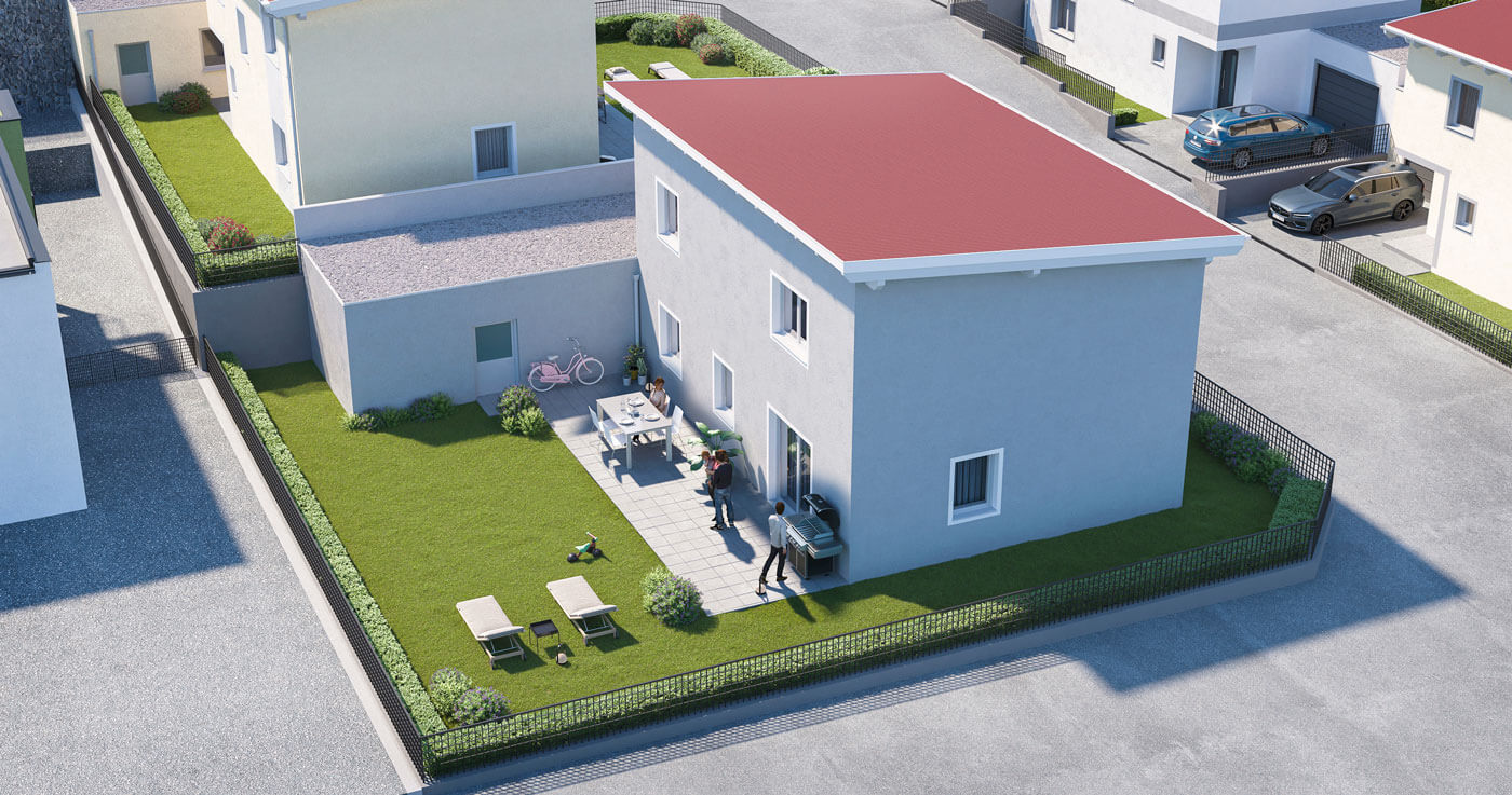 Einfamilienhaus Nr. 8 und 9 Am Steinried 3385 Gerersdorf