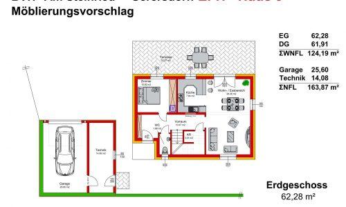Concepta Neues Projekt-Am Steinried in 3385 Gerersdorf-Grundriss Haus 9 - EG - M75-1